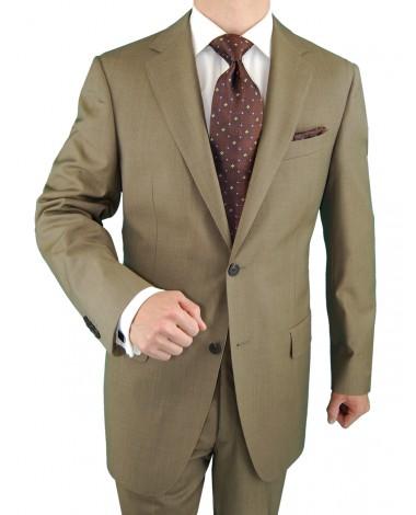 2 Button Mens Suit Nano Luxury Technolog - Image1