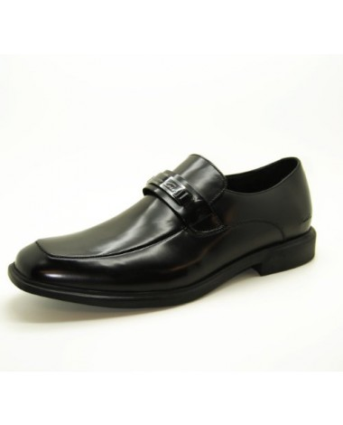 Kenneth Cole New York Men's Takin's Stock Leather Dress Slip On Shoes