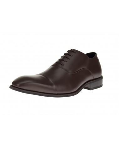 Designer Leather Mens Oxford Shoes Park  - Image1
