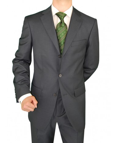Giorgio Napoli Men's Suit Three Button J - Image1