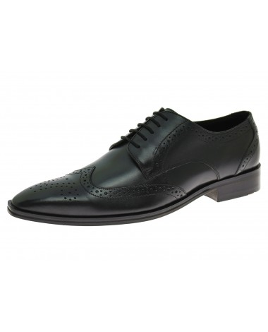 Natazzi Handmade Mens Leather Shoe Gabba - Image1