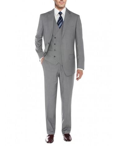 Salvatore Exte Men's Vested Suit Three-P - Image1