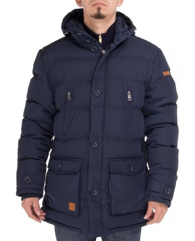 Luciano Natazzi Men's Down Jacket Therma - Image1