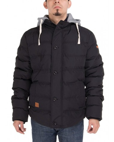 Luciano Natazzi Men's Thermal Padded Dow - Image1