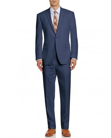 Mens Suit Two Button Jacket 2-Piece Mode - Image1