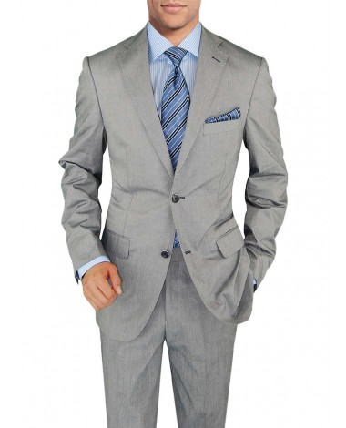 Mens Suit Two Button 2-Piece Modern Fit  - Image1