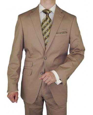 Mens BB Signature Modern Fit Cotton Stre - Image1