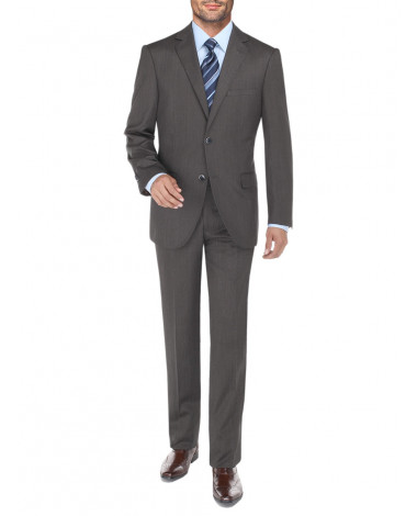 Mens BB Signature Suit Two Button Jacket - Image1