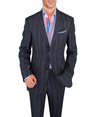 Mens BB Signature Two Button Jacket 2-Pi - Image1
