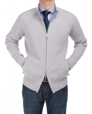 Mens BB Signature Cotton Mock Neck Full  - Image1
