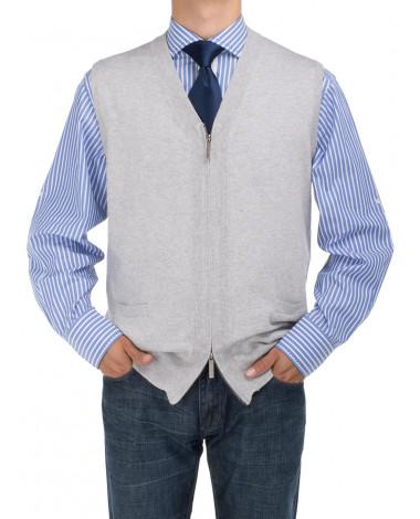 Mens BB Signature Full Zip Cotton Sweate - Image1