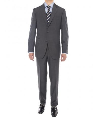 Mens LN Two Button Suit Side Vent Jacket - Image1