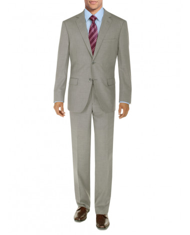 Mens BB Signature Suit Two Button Modern - Image1