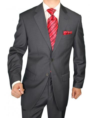 Giorgio Napoli Men's Two Button Jacket F - Image1