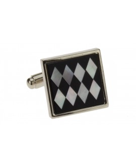 Timeless Mother of Pearl & Black Onyx St - Image1