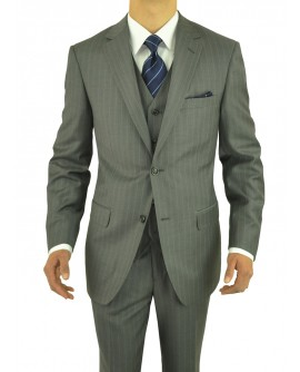 Gino Valentino 3 Piece Men's 2 Button Ja - Image1
