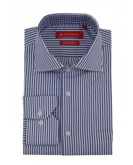 Gino Valentino Mens Dress Shirt Cotton S - Image1