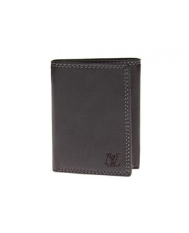 Luciano Natazzi Men's Nappa Leather RFID - Image1