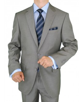 Gino Valentino 2 Piece Men's Side Vents  - Image1
