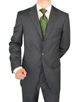 Giorgio Napoli Men's Suit Three Button J - Image1