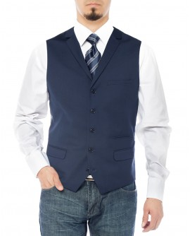 Salvatore Exte Men's Notch Lapel Casual  - Image1