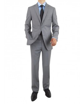 Salvatore Exte Men's 2 Button Modern Fit - Image1