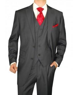 Gino Valentino 3 Piece Men's Two Button  - Image1
