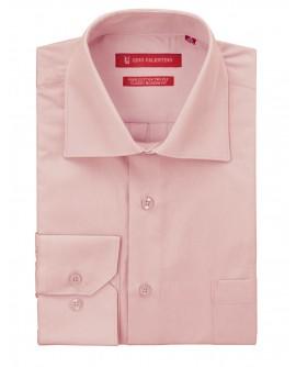 Gino Valentino Men's Dress Shirt Pure Co - Image1