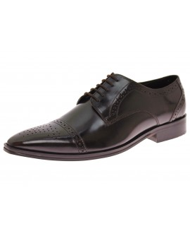 Natazzi Handmade Mens Leather Shoe Dolce - Image1