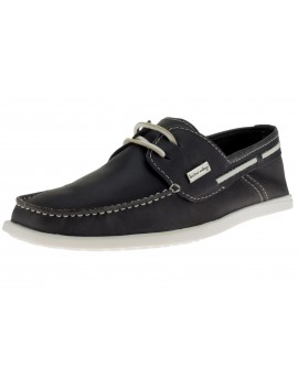 Natazzi Mens Leather Yacht Club Original - Image1
