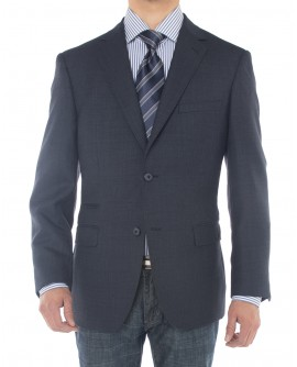Luciano Natazzi Mens Two Button 160'S Wo - Image1