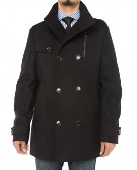 Luciano Natazzi Men's Stylish Top Coat C - Image1