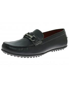 Natazzi Mens Leather Shoe Kenzo Slip-On  - Image1