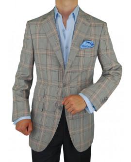 Mens GV Executive 2 Button Blazer Coat W - Image1