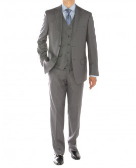 Mens GV Executive 3 Piece 2 Button Jacke - Image1