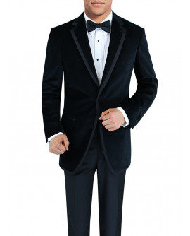 Mens BB Signature Two Button Side-Vent J - Image1