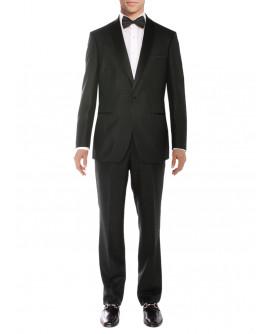 Salvatore Exte Men's One Button Tuxedo S - Image1