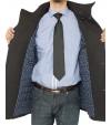 Luciano Natazzi Men's Stylish Top Coat C - Image5