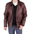 Luciano Natazzi Men's Fine Leather Jacke - Image1