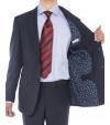 Mens LN Two Button Suit Side Vent Jacket - Image7
