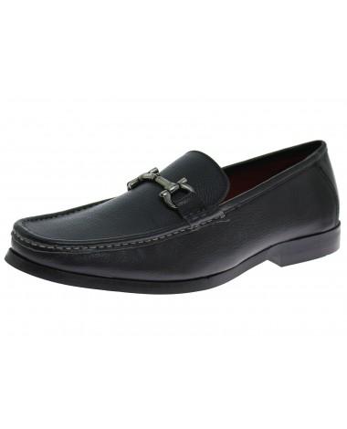Natazzi Mens Leather Handmade Shoe Firen - Image1