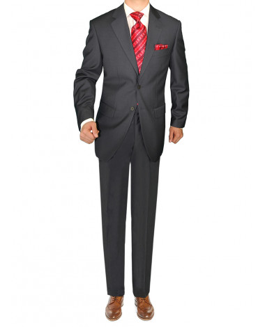 Mens Two Button Modern Classic Fit Suit  - Image1
