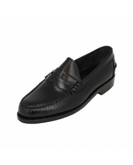 Allen Edmonds Men's penny loafer slip-on dress shoes Kenwood 44040 Black