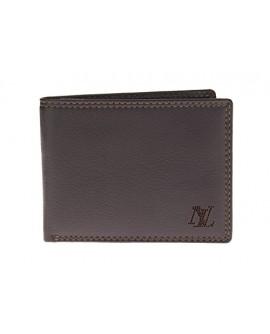 Luciano Natazzi Leather RFID Blocking Bi - Image1