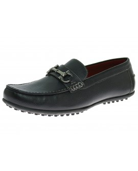 Natazzi Mens Leather Shoe Kenzo Slip-On  - Image1