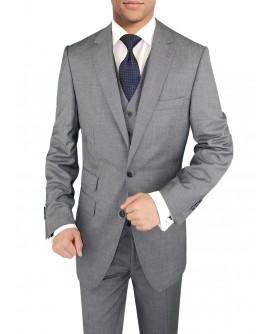 Mens BB Signature 3 Piece Vested Suit Ti - Image1