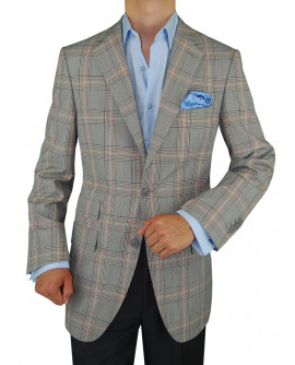 Mens GV Executive 2 Button Blazer Coat W - Image1
