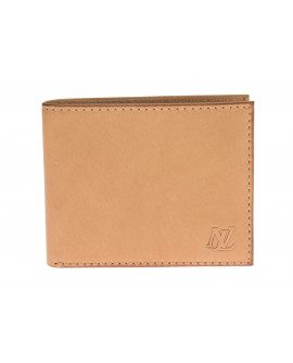 Mens RFID Blocking Designer Leather Slim - Image1