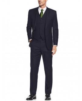 Mens Suit Vested Three Piece Blazer Jack - Image1